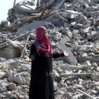Case palestinesi a rischio demolizione.