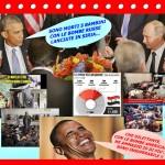I media più veloci delle bombe, quando lo vuole Obama.