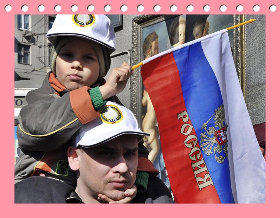 PAPà RUSSIA