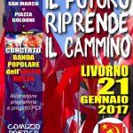 Livorno,96° anniversario della costituzione del PCI,