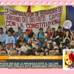 VENEZUELA: COSTITUENTE SI VA