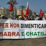 PER NON DIMENTICARE SABRA E CHATILA – 2018